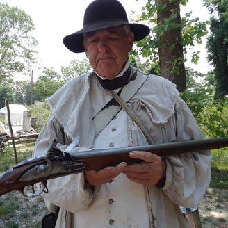 Yorktown sheds olde light on modern gun debate
