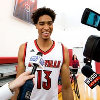 Video   U of L's Spalding on another solid game