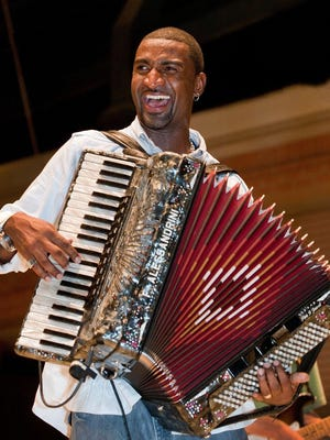 Curley Taylor & The Zydeco Trouble will play 6 to 9 p.m. Thursday, July 16, at Cubanisimo Vineyards, 1754 Best Road NW.