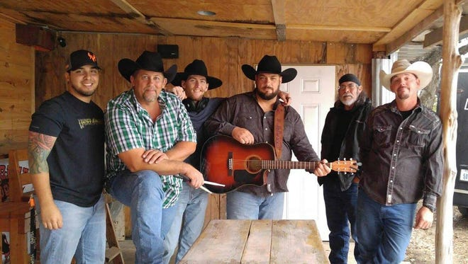 The James Little Band performs Saturday at South Texas Ice House.