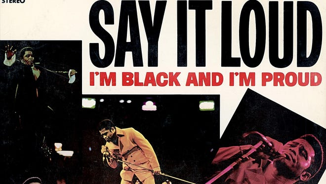 """Say It Loud I'm Black and I'm Proud"" is a single from James Brown's 1968 album on the King Records label."