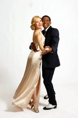 Carefree A Tribute To Fred Astaire And Ginger Rogers At Njpac Nov 4 And 5