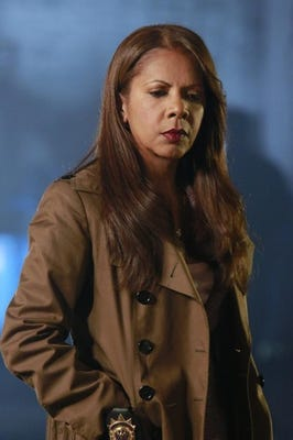 Captain Gates, played by Penny Johnson Jerald. (Photo: Ron Tom, ABC)