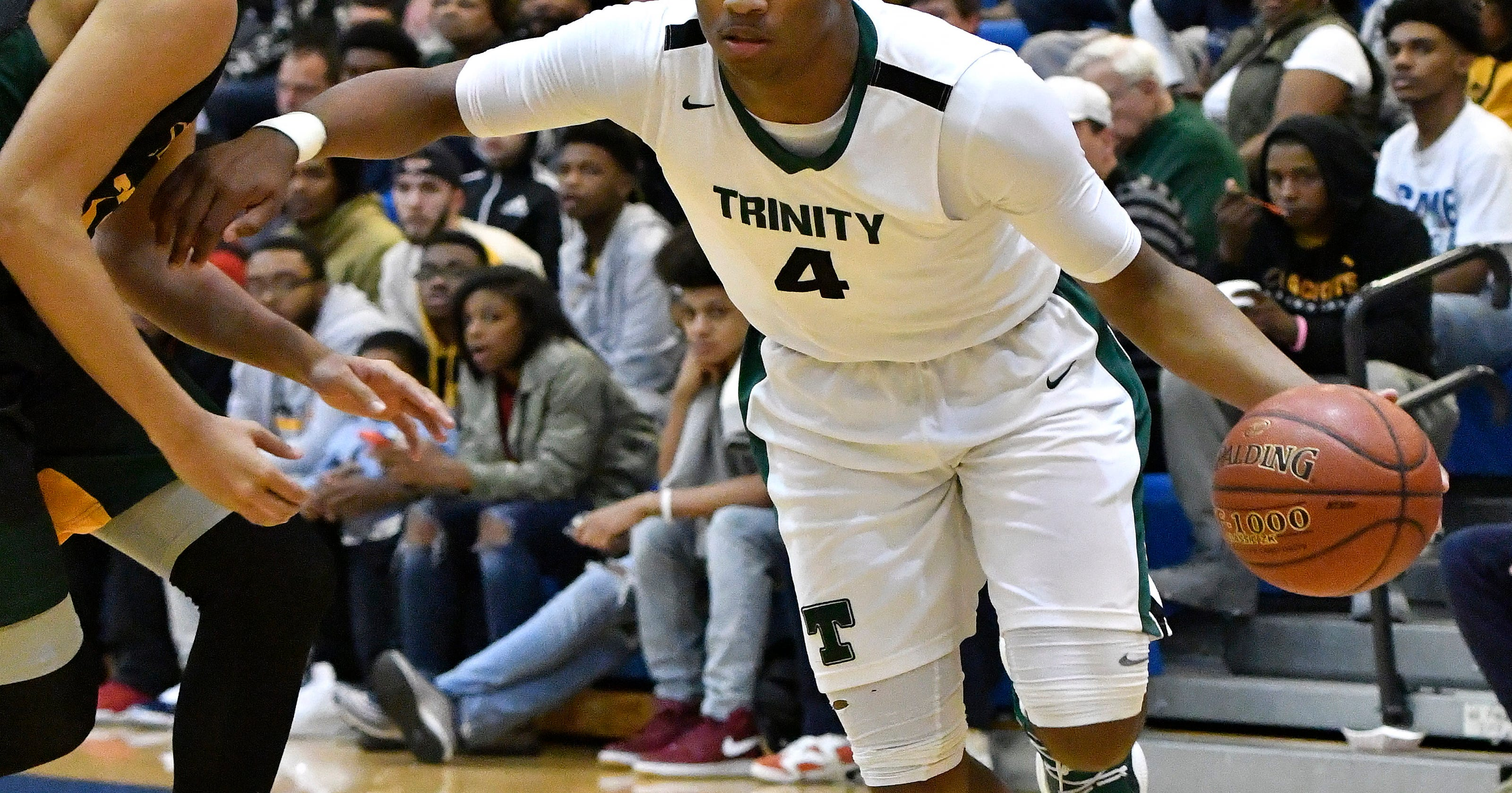 seventh region boys basketball final | no. 1 trinity vs. no. 5 ballard