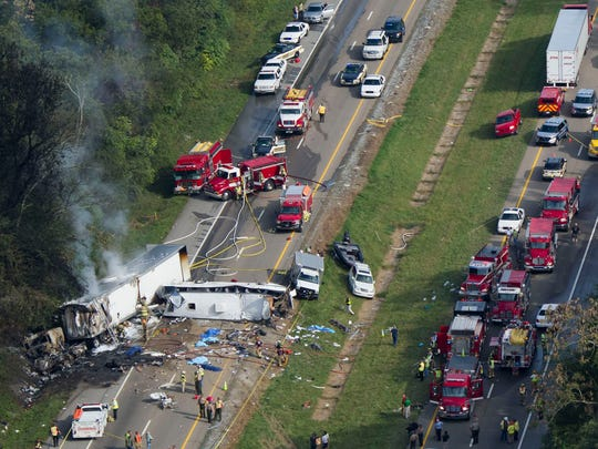 Hankook Tire settles lawsuit in 2013 Tennessee bus crash that killed 8