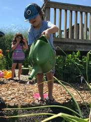 The EARTH Center Field Day/Open House will be held