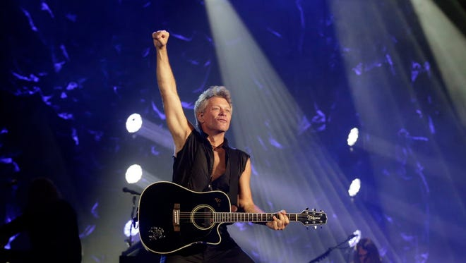 Bon Jovi will perform its first Milwaukee concert in seven years at the BMO Harris Bradley Center in April for what's likely to be the 30-year-old arena's last major concert before demolition.