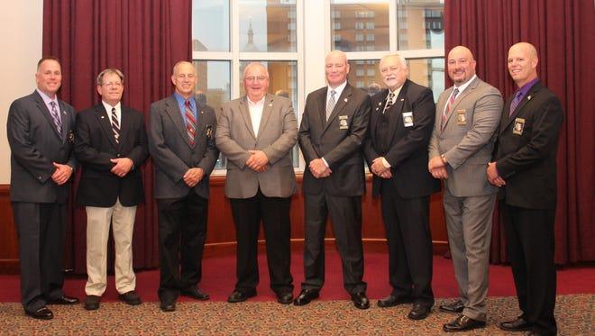 Board members of the Michigan Sheriff Association