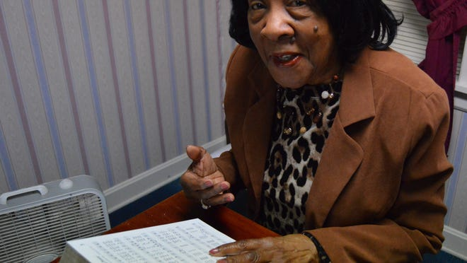 Naomi Jerkins has been organizing music for the Unity Service for many years.