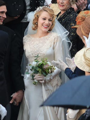 """Blake Lively plays a woman who remains 29 years old for almost eight decades in """"The Age of Adaline."""""""
