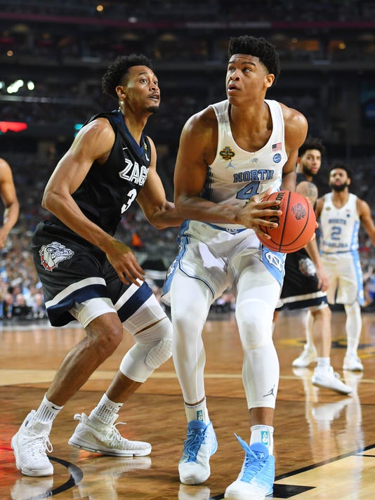 NCAA Basketball: Final Four Championship Game-Gonzaga vs North Carolina