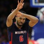 Pistons forward Darrun Hilliard