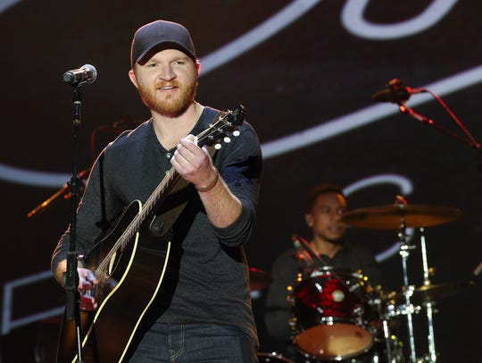 Eric Paslay is up for a Grammy Award next month for