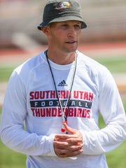 Southern Utah Assistant Head Coach and Offensive Coordinator