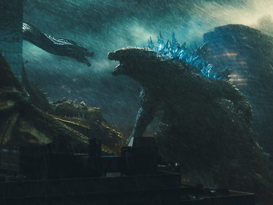 """Godzilla: KIng of the Monsters"" roared to a box-office win."