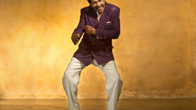 Bobby Rush has played many a show at the Bradfordville Blues Club and at 82 has a new disc, Porcupine Meat.""