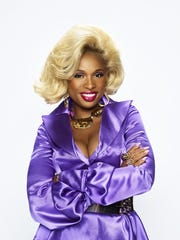 Jennifer Hudson portrayed Motormouth Maybelle in NBC's