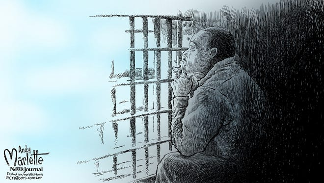 Remembering Martin Luther King, Jr. commentary from Andy Marlette