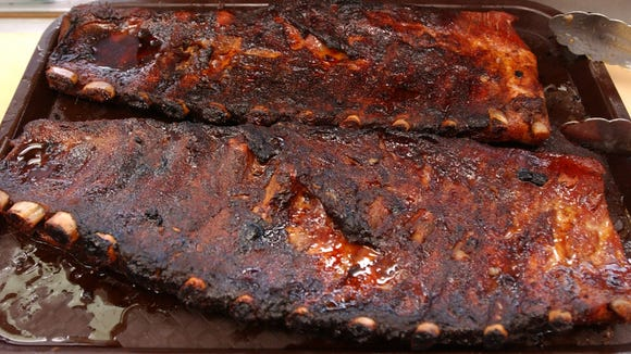 Lil' Daddy's Bar-B-Que is one of many restaurants participating in Eat Lafayette this year.