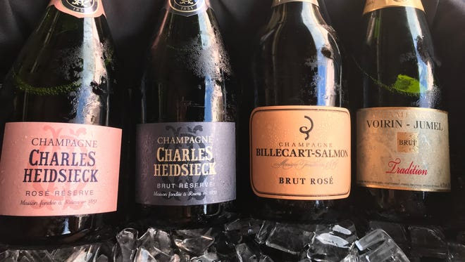 The best in bubbly for a sparkling New Year's.