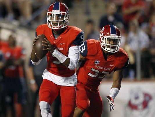 NCAA Football: Abilene Christian at Fresno State