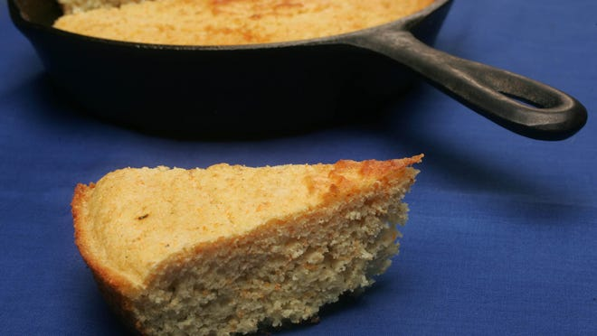 Cornbread can easily be made in a skillet.