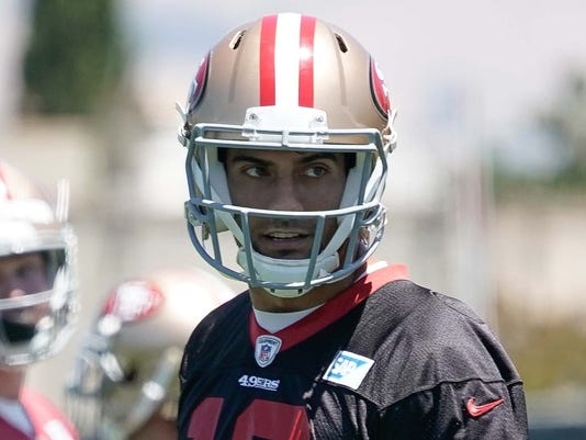 NFL: San Franciso 49ers-Minicamp
