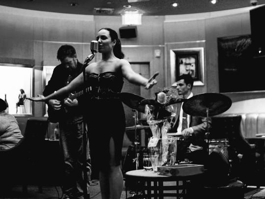 Danielle Illario often performs private parties at