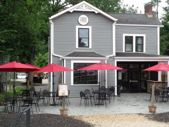 Fresh Press Juicery and Coffee opened trailside this
