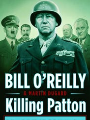 XXX OREILLY-DUGGARD-KILLING-PATTON-BOOKS-jy-2157-