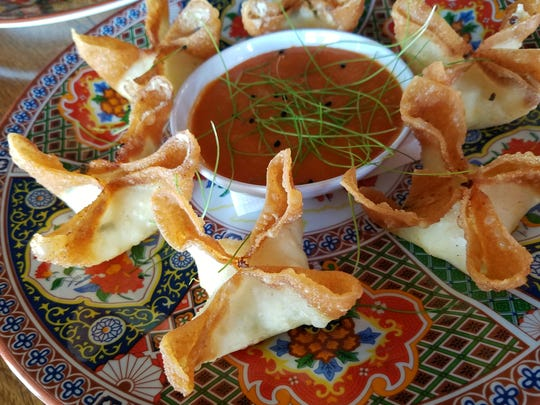 Better get two orders of the housemade shrimp rangoon (six for $7) at the Chinese-influenced gem LongBranch. The crispy packets are that addictive. The restaurant opened Nov. 9, 2016, at Fall Creek Place near Downtown Indianapolis