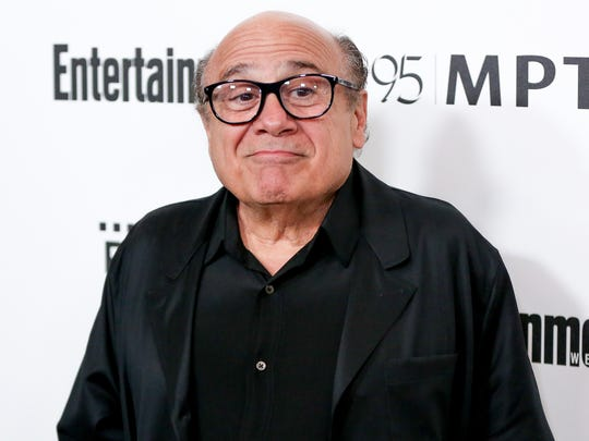 In this April 7, 2016 file photo, Danny DeVito arrives at the 5th Annual Reel Stories, Real Lives Benefit in Los Angeles.