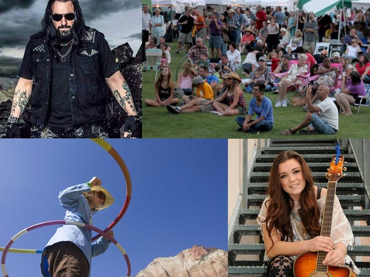 Zion Summer Fest comes to Springdale on July 17