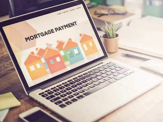 MORTGAGE PAYMENT CONCEPT