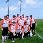 The Hartland Hit Men clinched a silver medal at the National Senior Games softball tournament.