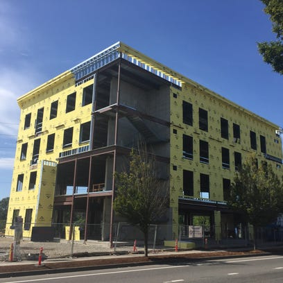 Learn about new construction in the Mid-Valley