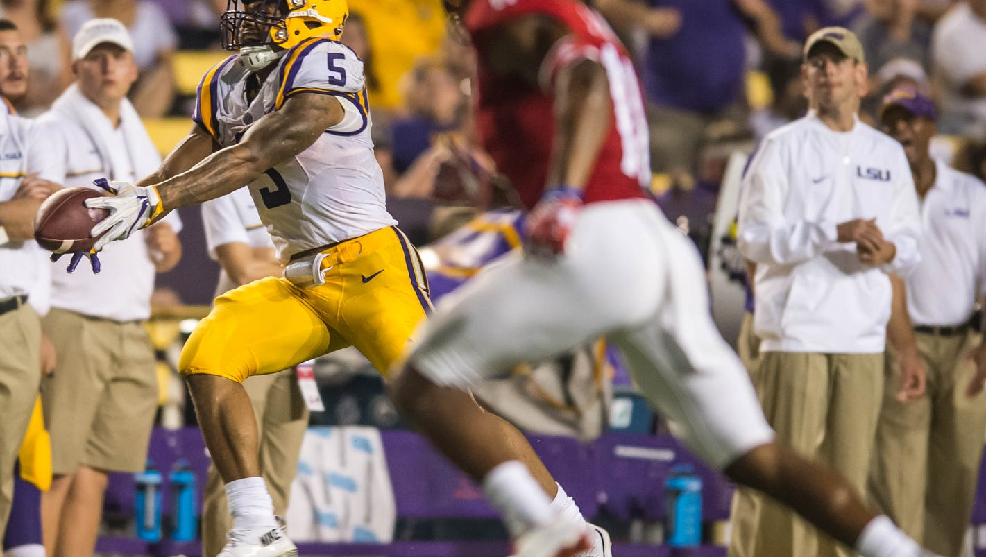 LSU returns to its mostly comfortable zone in the Big Easy