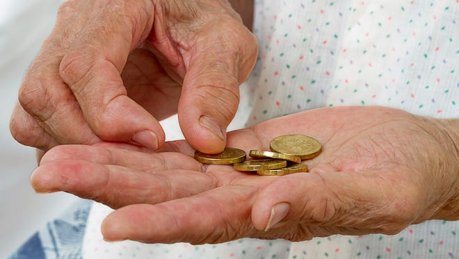 Running out of money in retirement is a major fear for many retirees.