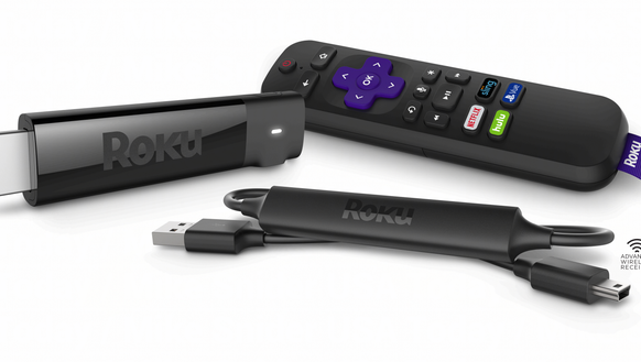 The Roku Streaming Stick+ has an advanced wireless