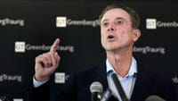 Rick Pitino responds to Louisville's lost appeal of NCAA sanctions by advocating the seeking of an injunction.