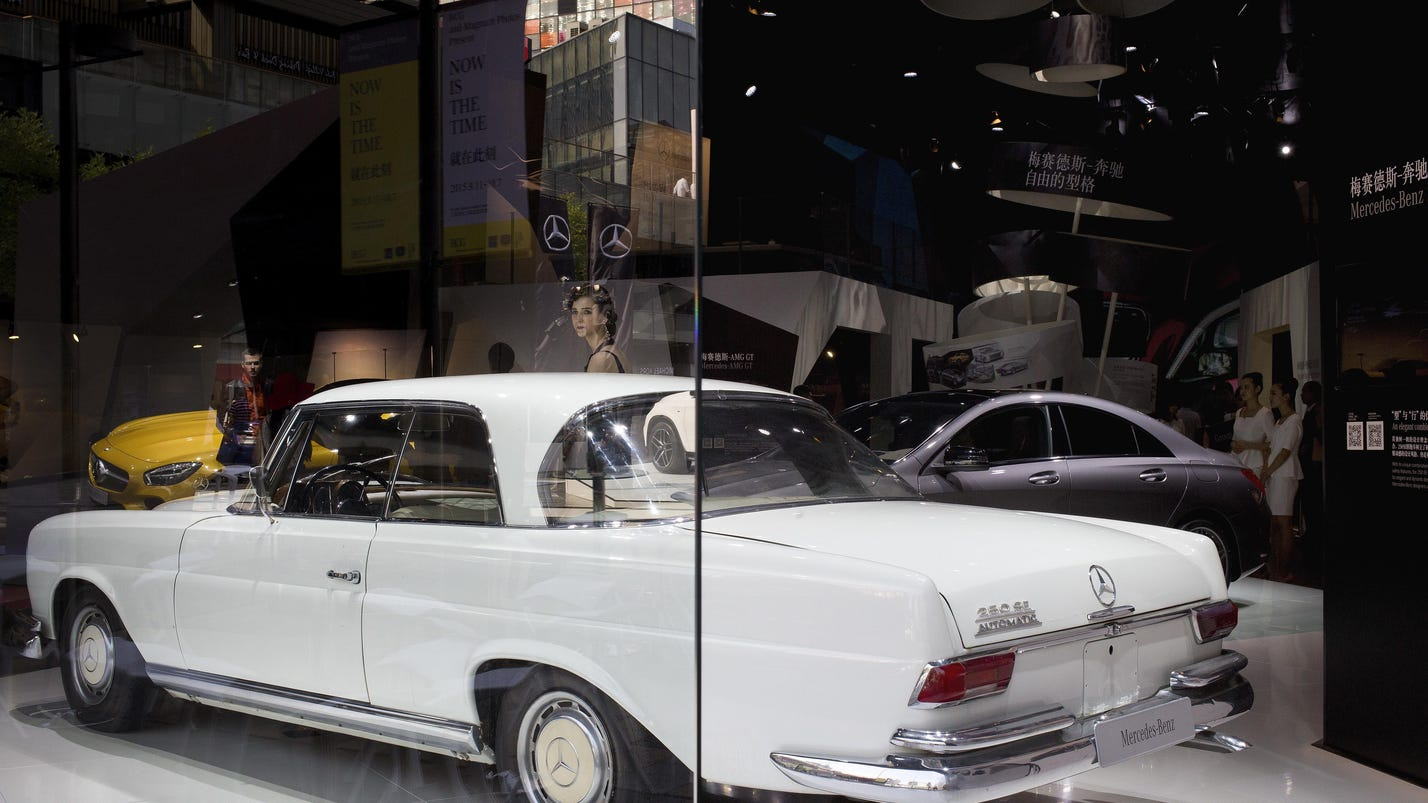 Mercedes apologizes to China after Dalai Lama quote