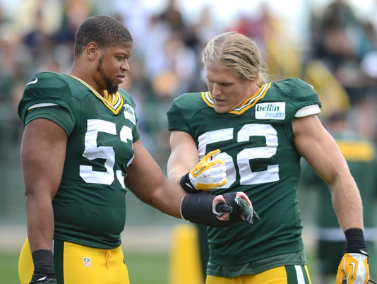 GPG 081313 Packers Training Camp