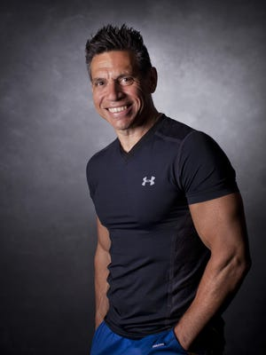 Michael Polito is a personal fitness trainer.