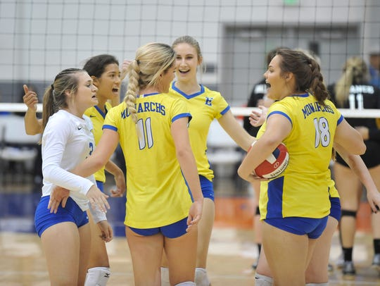 Exeter against Bakersfield Christian in a Central Section