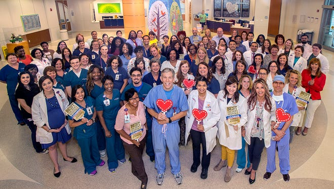 MLH is designated a Best Regional Hospital and Le Bonheur a Best Children's Hospital by U.S. News & World Report.