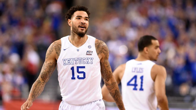 Could Willie Cauley-Stein fall to the Pacers at No. 11?