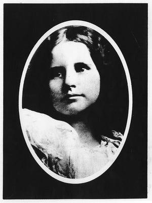 Virginia O'Hanlon, c. 1897