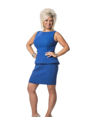 """The """"Theresa Caputo Live! The Experience"""" will take place at 7:30 p.m. Friday, Dec. 18 at New Jersey Performing Arts Center, 1 Center St. in Newark."""