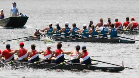 More than 800 athletes are expected this weekend for the 25th annual Howard M. Smith Diamond State Masters Regatta, hosted by the Wilmington Rowing Center at Noxontown Pond by St. Andrew's School near Middletown.