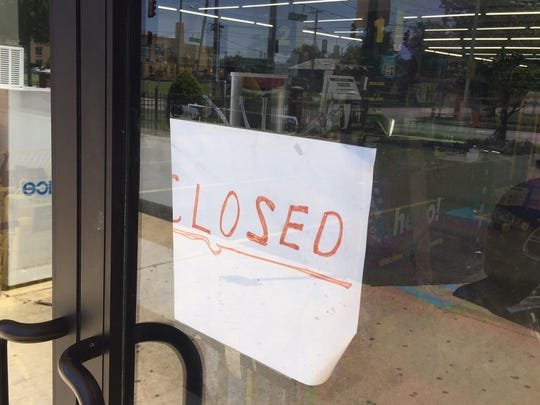 A Dollar General spokeswoman says the store at 2450 Central will re-open by late may.